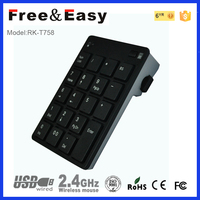 mini wireless keyboard for lg smart tv with new desgin