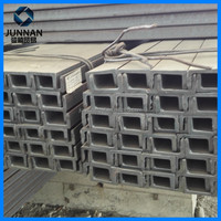 ASTM steel channel/u steel channels/steel support channel