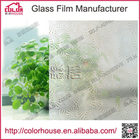 home decoration furniture protective film for villa window glass