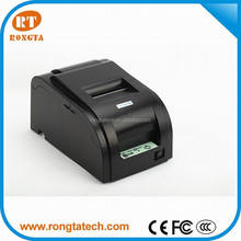 black 76mm usb parallel wireless dot matrix printer