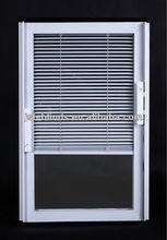 screen line integral blinds