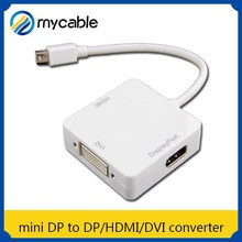 mini DP to DP/HDMI/DVI converter av to rf converter
