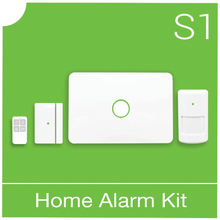 2015 New products!wireless smart alarm wireless home security alarm system S1 for house or supermarket or industry