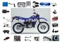 Japanese Motorcycle DT125 Spare Parts and Accessories