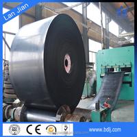 ISO Certified EP/NN/CC Fabric Rubber Conveyor Belt