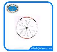 road bike spoke wheel made by chinese supplier with 13 years in making bike wheel