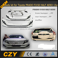 FJ150 body kit for Toyota PRADO FJ150 HALF AERO 13y-