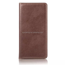 PU flip leather case with card slots for Nexus 6P, Stand PU case for Nexus 6P