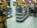 Suministro de belleza estantes de las tiendas / tienda utilizado estantes para el supermercado AL-SK-55