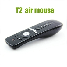 2.4GHz G Mouse T2 Air Mouse T10 Wireless Air Fly Mouse and Keyboard Combo for Android TV Box C120