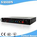 Av-873 25w+25w 4 baratos de canal de audio del altavoz amperios