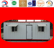 Hot Sale Beautiful Prefab Container House For Living