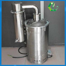 battery distilled water, electric high effect water distiller water china medical equipment