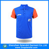 shenzhen custom clothes sports polo t shirts new design