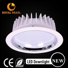 Hot new 3 colors round led down lights,high power downlights