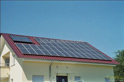 lower price High Efficinency solar panel 300w with CE/TUV for solar power system