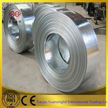 Bobinas de aço / revestimento de zinco bobinas de aço de carbono laminados a frio