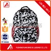 Girl's laptop backpack with transfer printing and high quality