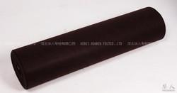 black felt 1mm thick