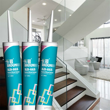 construction door and window usage, general purpose neutral glass silicone sealant