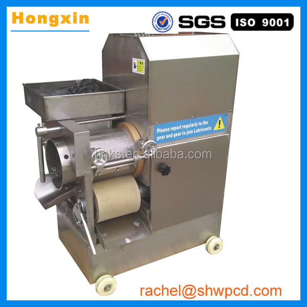 fish deboning machine/ fish bone removing machine