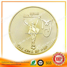 Wholesale 2012 metal customized commemorative coins