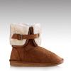 HC-178 Primark new buckle design faux suede upper TPR sole fur lining fashion women boots 2014