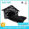 foam pet house/dog fabric house/soft indoor dog house