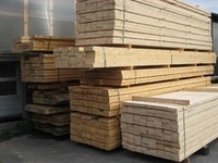 European logs and sawn timber , lumber KD and s4s grade