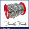 weldless double loop chain animal usage
