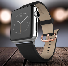 Leather band for Apple Watch 42mm with adapter