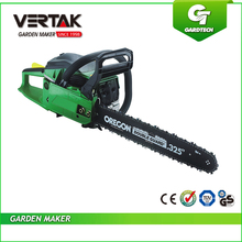 BSCI factory high quality petrol chain saw wood cutting machine