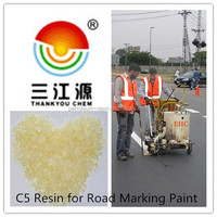 Best Price of C5 Thermoplastic petroleum Resin for road marking paint
