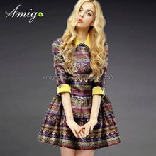 2015 newest express delivery women uniform dress new cocktail party dress wholesale