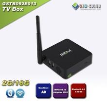 Quad Core RK3188 Android Smart MINI PC TV Box, Bluetooth Wifi 5MP Camera 2G/16G