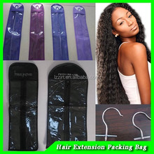 hair pack/hair extension storage bags