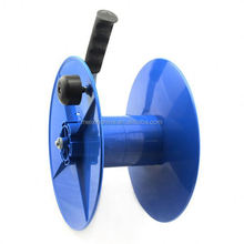 (China) 2015 Hot products light tape and rope electric fence reel portable spare reel