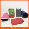 customized wholesale neoprene can stubby cooler holder