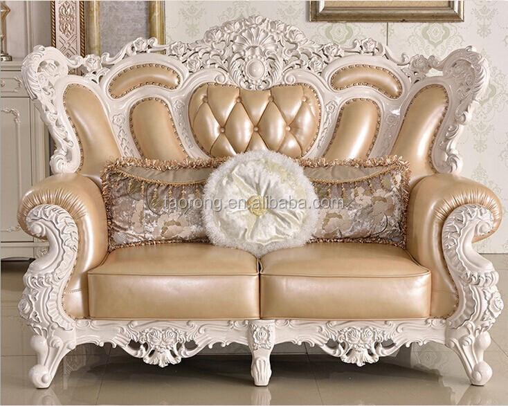 Personalizado antigo estilo europeu sof em set imagem m veis for Muebles modernos estilo europeo