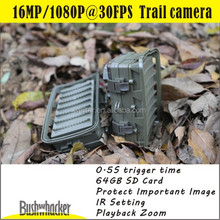 Infrared 16MP Animal Trap Hunting Camera Scout Guard