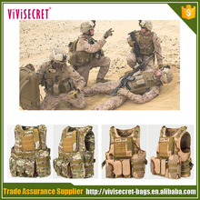 Camo Hunting Safety Vests Tactical Camouflage Vest for Hunting