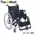topmedi fs955l aluminio rampa para sillas de ruedas para personas con discapacidad