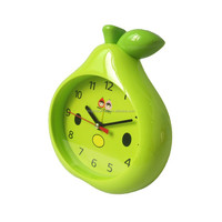 Decorative funny modern quartz alarm clock for kids Gifts