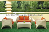 Rattan patio Furniture/ outdoor furniture sofa hd design sofa set