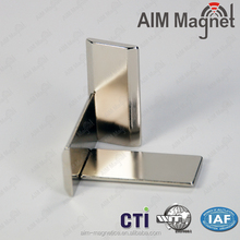 N52 NdFeB Magnet Composite Rectangle Shape and Industrial Magnet Application Permanent Magnetic