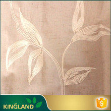 Modern house design supplier New products Decorative lace cafe curtain