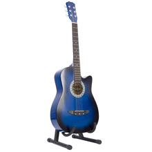 uk all solid guitar classic,7 colors guitar handmade