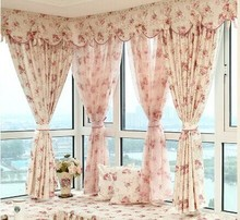 Jacquar Lined Curtain with high quality and new style