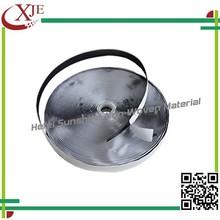 100% Nylon super glue black/white auxiliary adhesive velcro strap tape