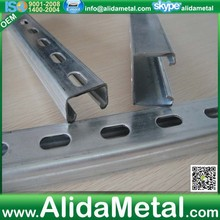 double slotted channel for Cable Support System